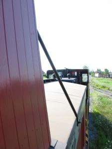 Cupola Locomotive